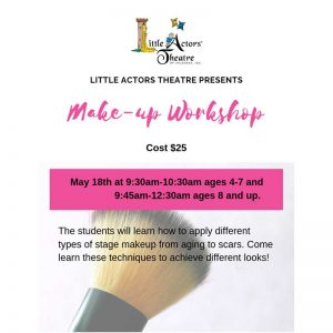 LAT Make up workshop