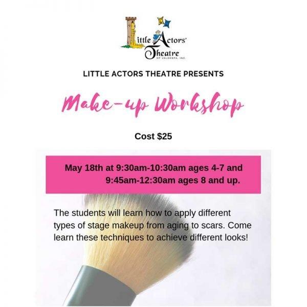 LAT Make up workshop