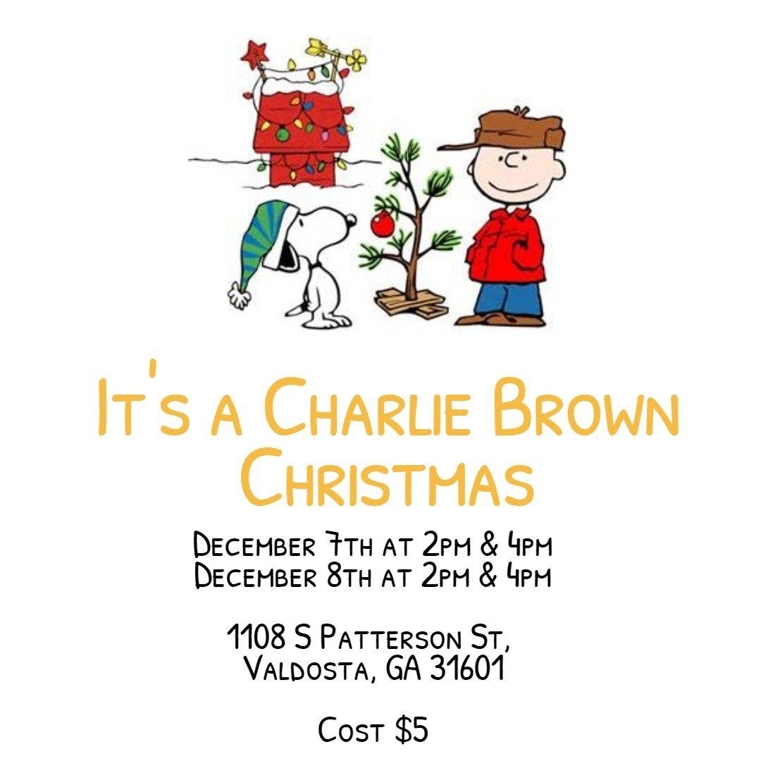 Charlie Brown Christmas Performance